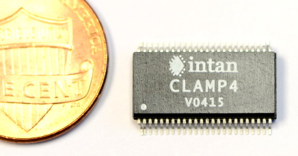 Intan CLAMP4 chip