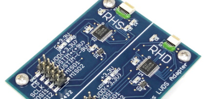 Intan LVDS adapter board